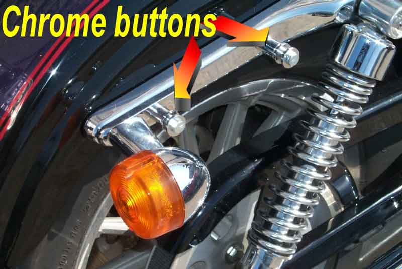 Motorcycle Saddlebags Boss Bags For Harley Sportsters 1