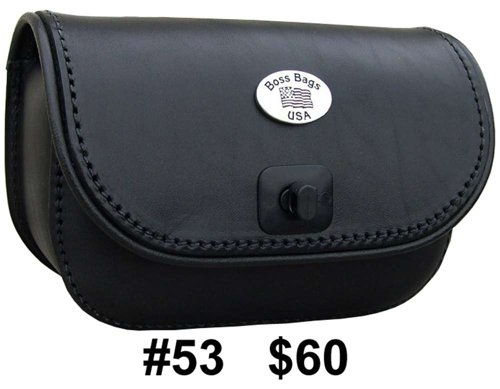Windshield Pouches Below 4 Styles Click To Enlarge