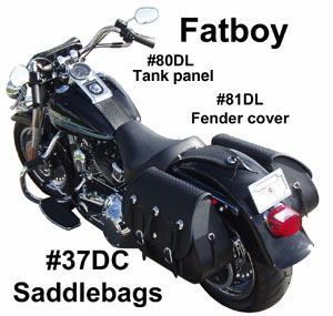 Motorcycle Saddlebags By Boss Bags 1-888-853-9975