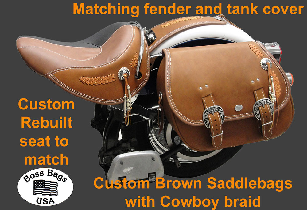 Motorcycle Saddlebags By Boss Bags 1 888 853 9975